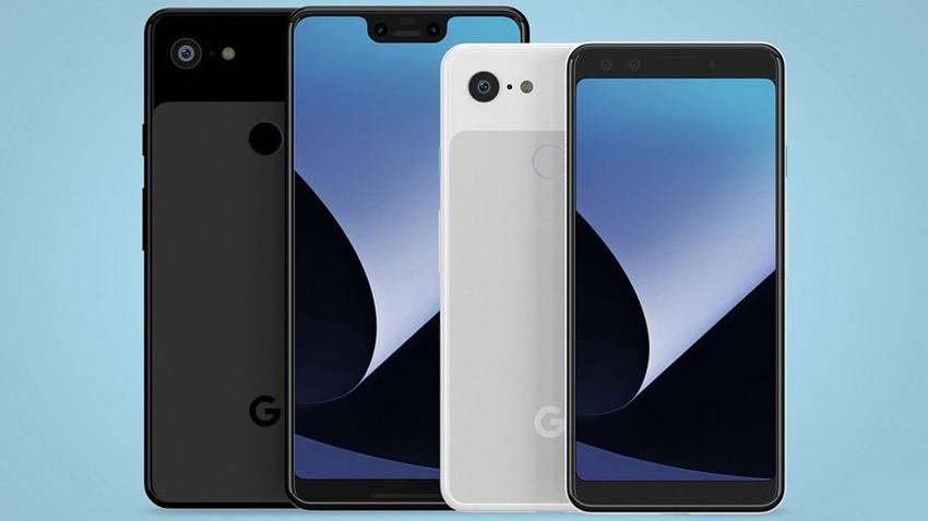 Google Pixel 3 ve Pixel 3 XL, 9 Ekim'de Tanıtılabilir
