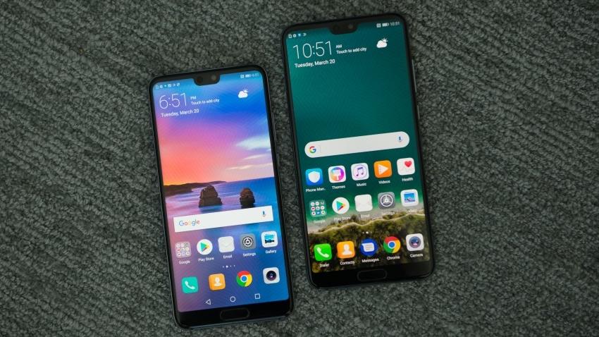 Huawei, Akıllı Telefon Satışlarında Apple'ı Geride Bıraktı