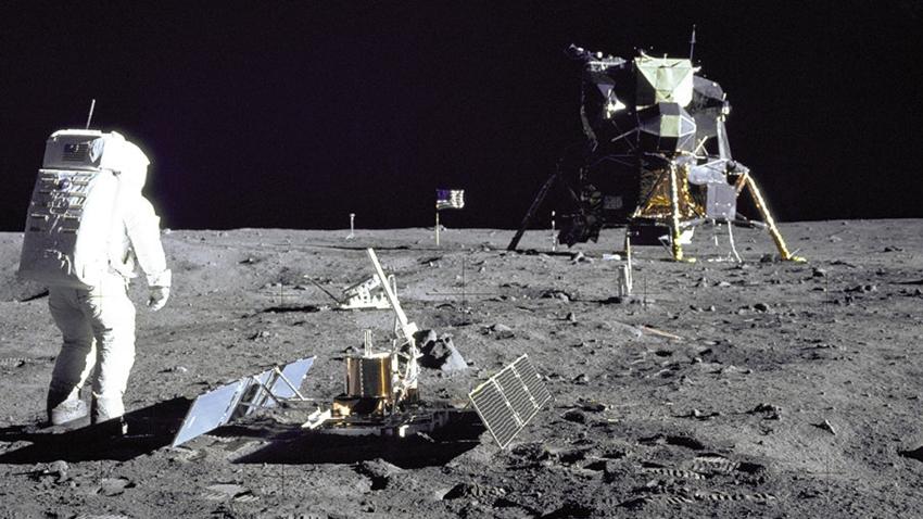 NASA, 10 Yıl İçinde Ay'a Yeniden İnsan Gönderecek