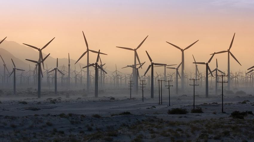 Blockchain Şirketinden 900 Megavatlık Rüzgar Çiftliği