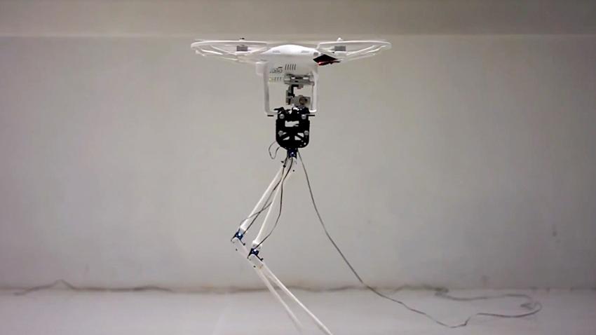 Japon Öğrencilerden Bir Garip Robot Tasarımı