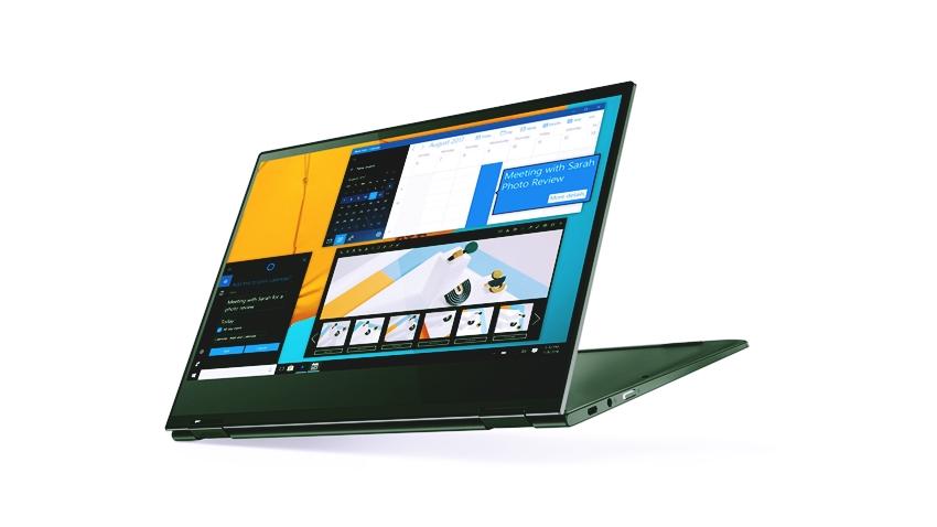 Snapdragon 850 Kullanan İlk Dizüstü Lenovo Yoga C630 Tanıtıldı