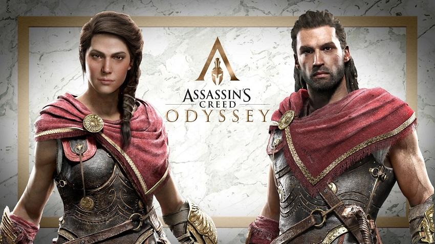 Assassin's Creed Odyssey'nin Gamescom Videoları Yayınlandı