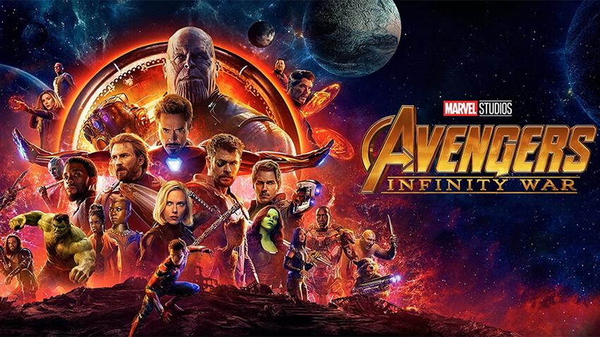 Avengers: Infinity War'ın Kamera Arkası Görüntüleri