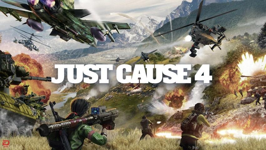 Just Cause 4'ün Aksiyon Dolu Yeni Videosu Yayınlandı