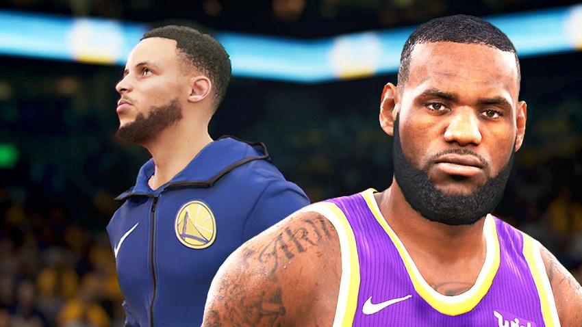 NBA Live 19'un Demosu Yayınlandı, Hemen İndirin!