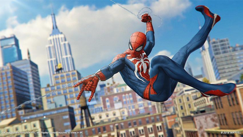 Yeni Spider-Man Oyununun Çıkış Videosu Yayınlandı