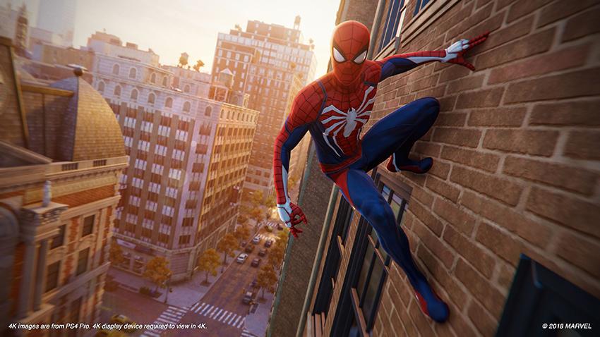 Spider-Man Oyunundan Yeni Görseller Yayınlandı