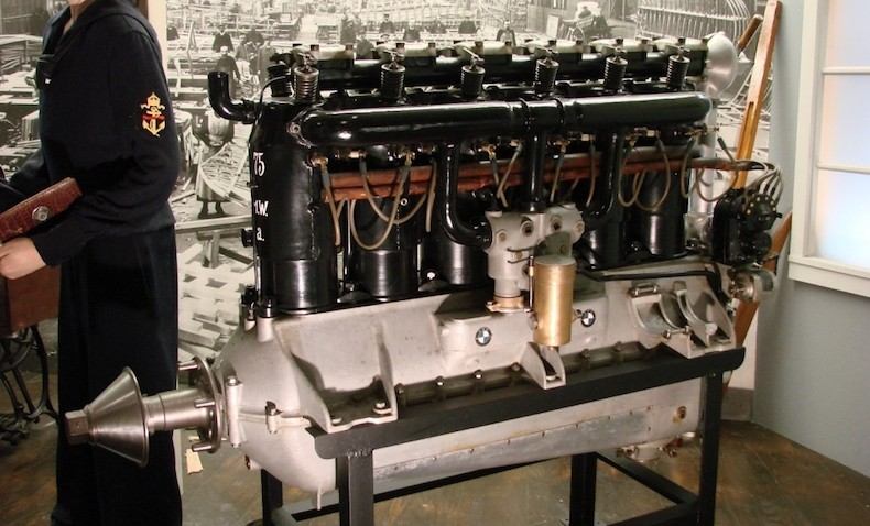 BMW - BMW Illa (1918)