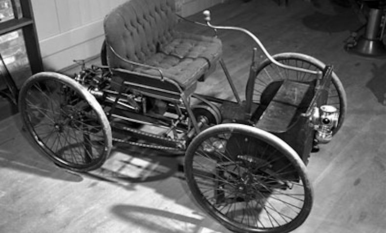 Ford – Ford Quadricycle (1896)