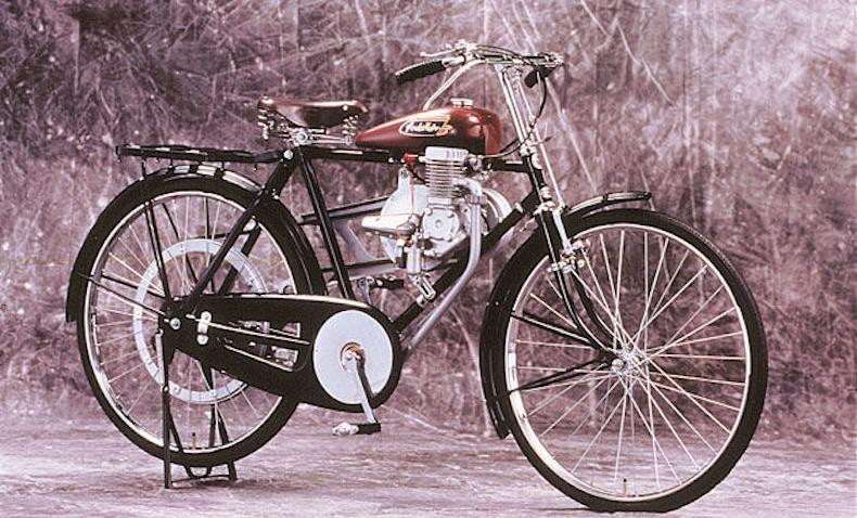 Honda – Honda Type-A (1947)
