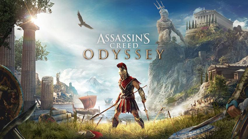 Assassins Creed Odyssey Fragmanı