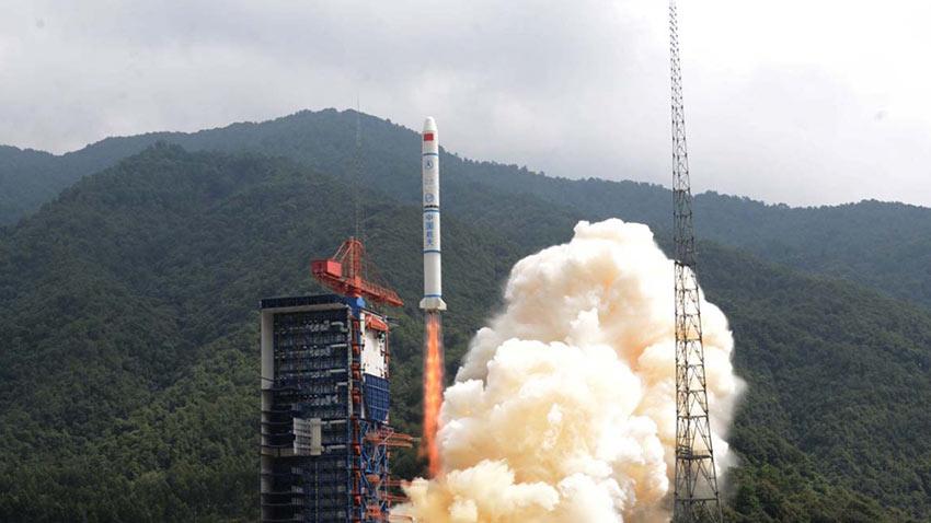 Çin Okyanus İklim Gözlemi İçin Yeni Uydu Fırlattı