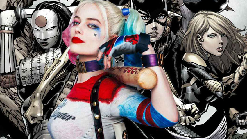 Harley Quinn Kendi Filmine Kavusuyor 1