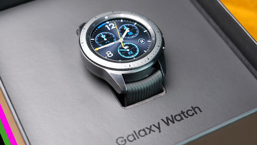 Samsung Galaxy Watch Türkiye 1