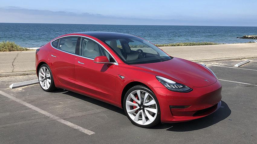 Tesla Model3 Satış Sonrası Performans Yükseltme Paketi 1
