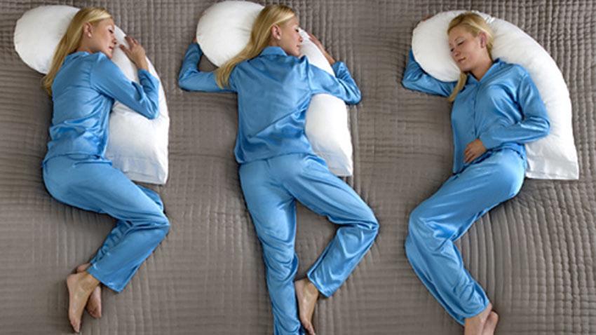 Uyku Pozisyonlarında Yapılan Yanlışlar