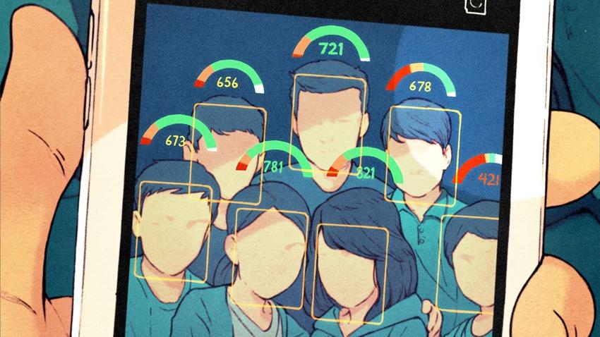 Çin sosyal skor
