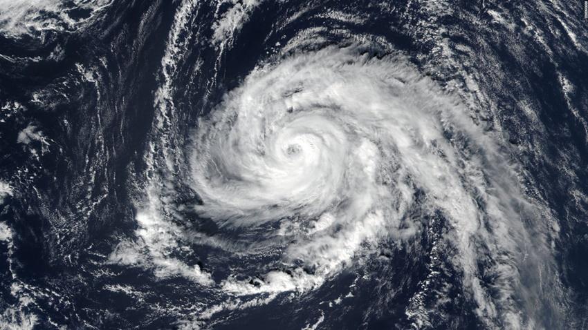 Ege Tropikal Kasırga