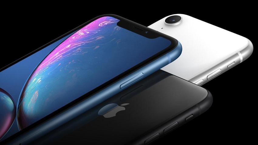 iPhone XR üretim