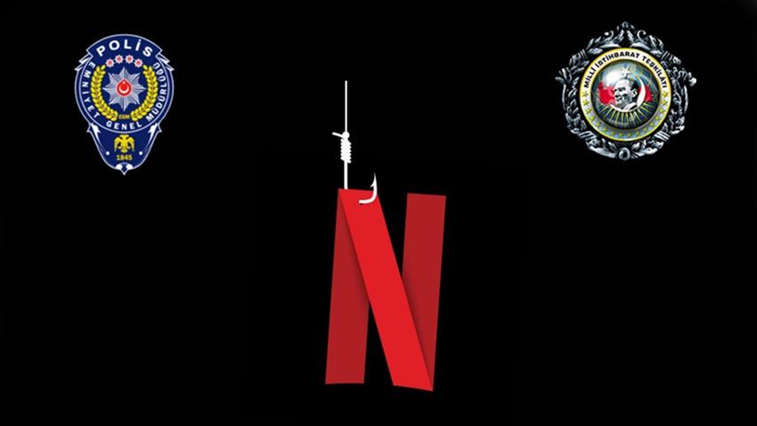 Netflix mit emniyet