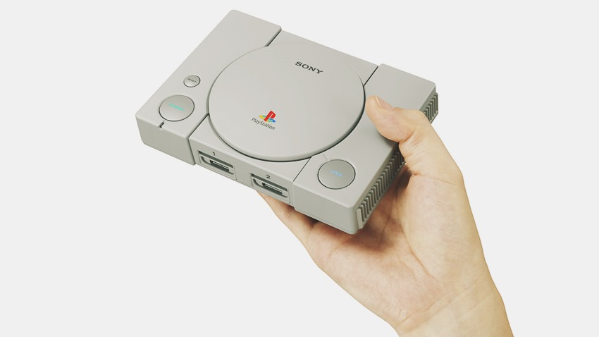 PlayStation Classic Edition