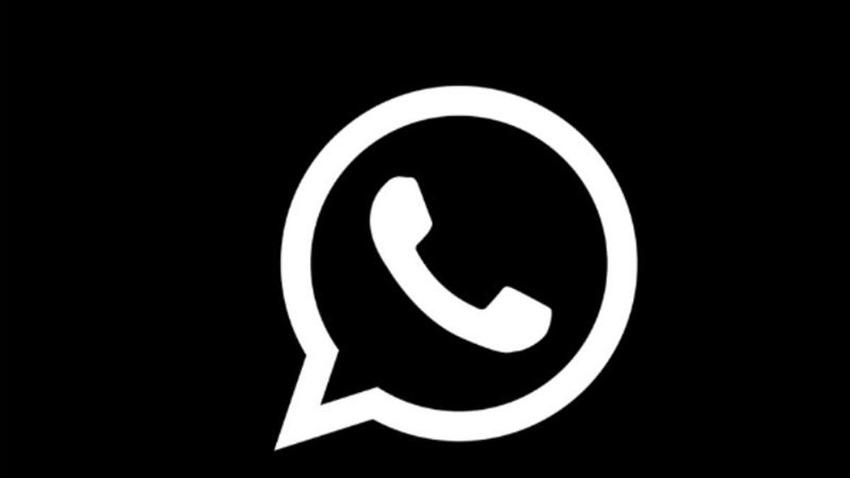 whatsapp karanlık tema