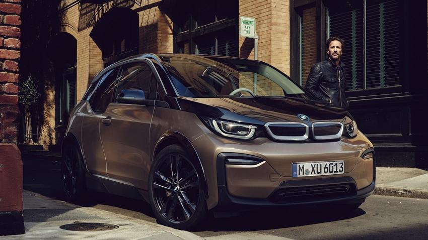 2019 BMW i3, Yüzde 30 Daha Büyük Bir Batarya ile Geliyor