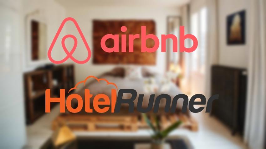 Airbnb ve HotelRunner Güçlerini Birleştiriyor