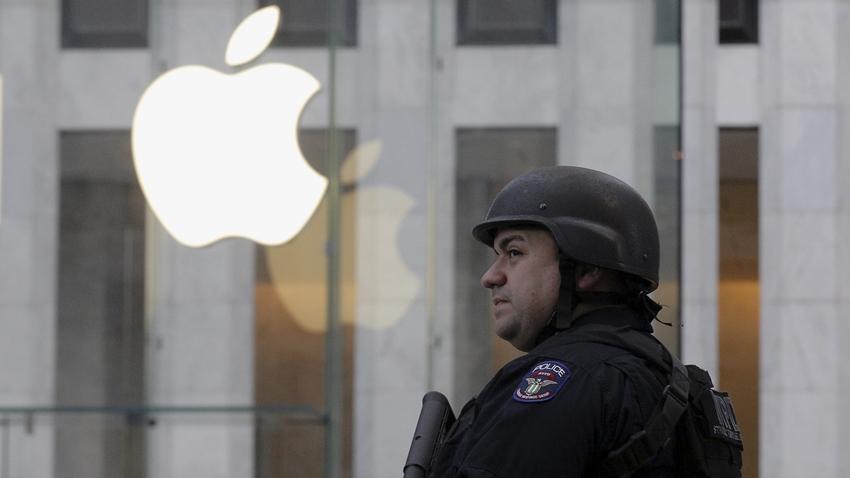 Apple, Bazı Kullanıcı Verilerini Polislerle Paylaşabilir