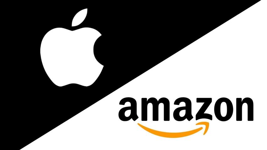 Apple ve Amazon'un Piyasa Değerinde Büyük Düşüş