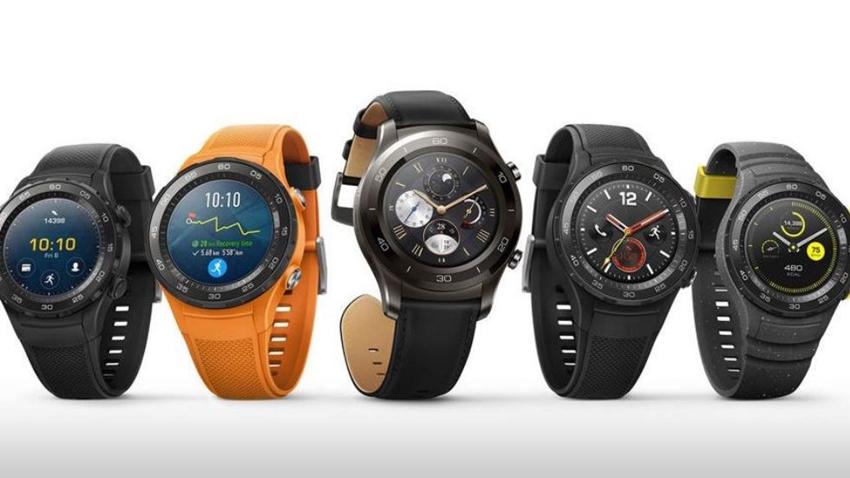 Huawei'den 1 Hafta Pil Ömrüne Sahip Akıllı Saat Geliyor