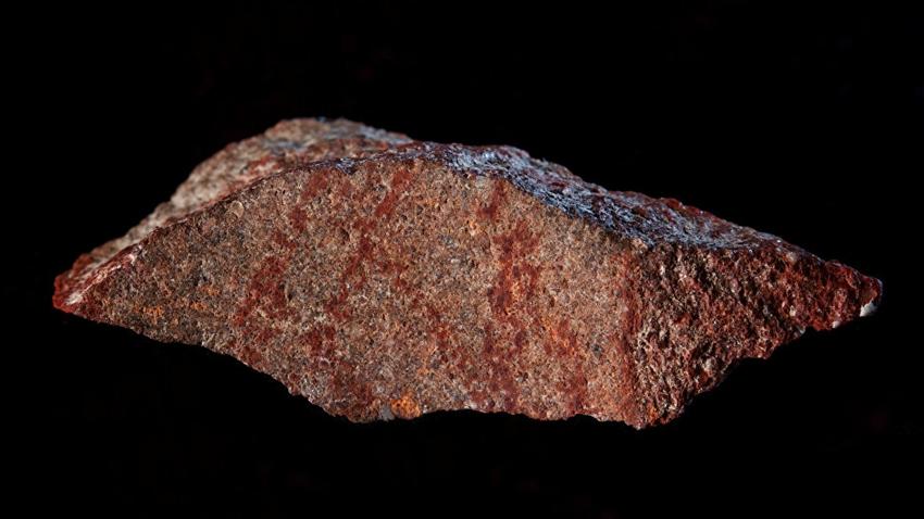 İnsan Eliyle Yapılan En Eski Çizim Güney Afrika'da Bulundu