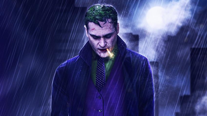 Joaquin Phoenix'li Joker'e İlk Bakış!