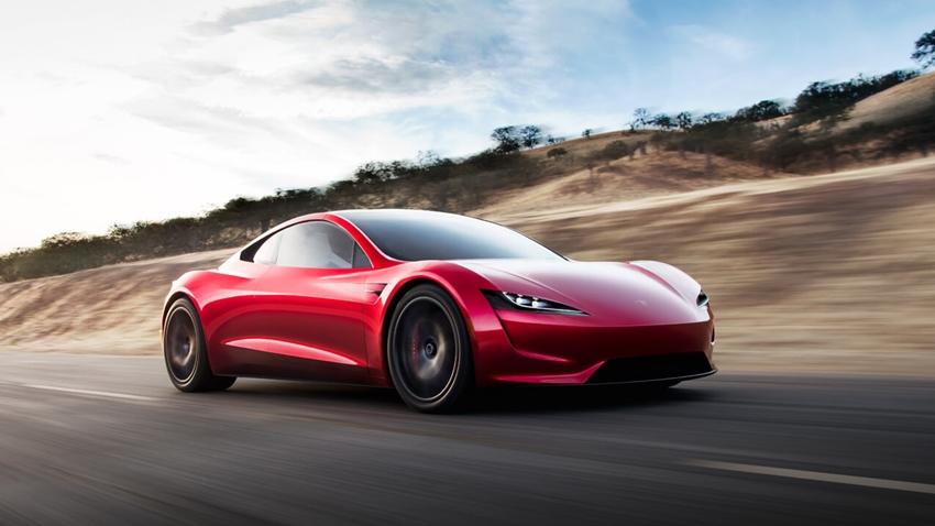 Tesla'nın Spor Arabası Roadster, Koenigsegg'i Harekete Geçirdi