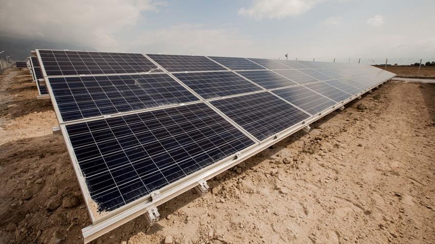 Türkiye'nin En Yüksek Dağına Dev Güneş Enerji Santrali