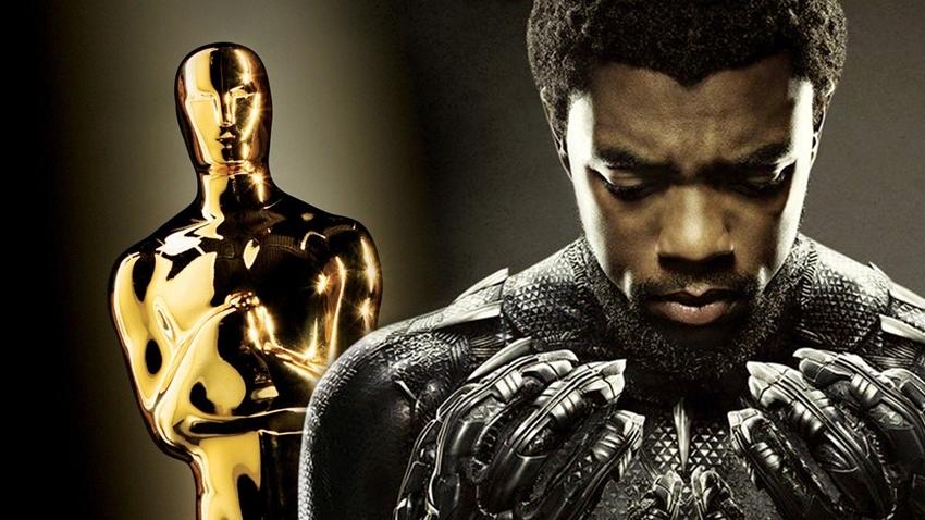 Yılın Gişe Rekortmeni Filmi Black Panther, 16 Dalda Oscar Adayı