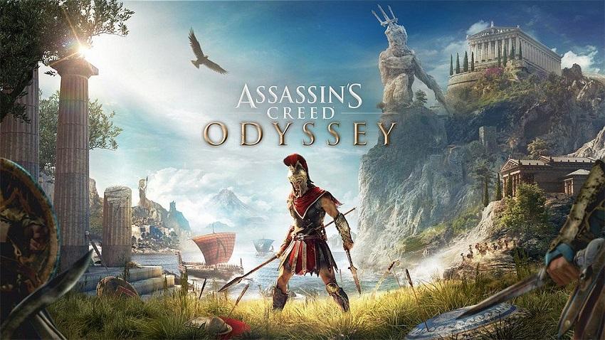Assassin's Creed Odyssey'in Çıkış Videosu Yayınlandı