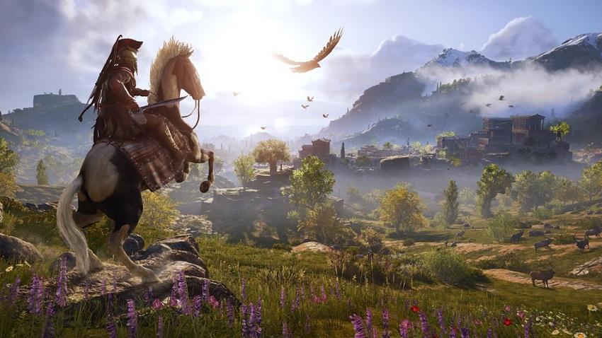 Assassin's Creed Odyssey Senaryosunun Kaç Saat Süreceği Belli Oldu!