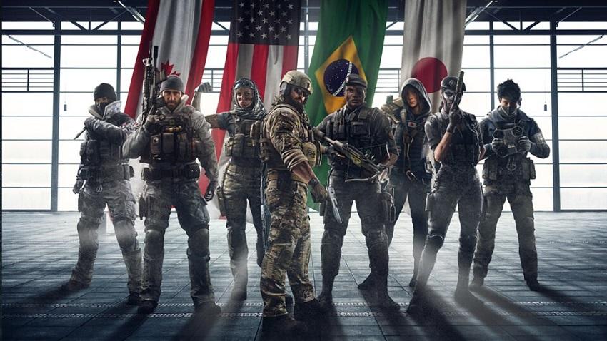Rainbow Six Siege Operatörlerine Büyük İndirim!