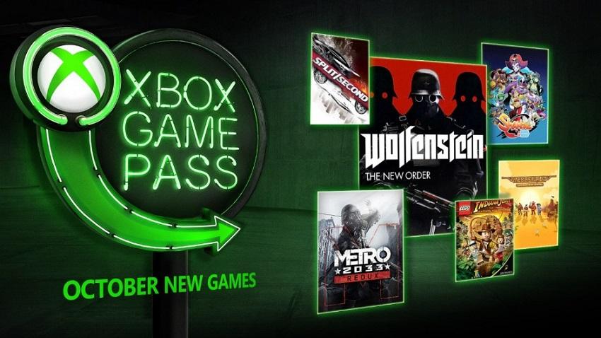 Xbox Game Pass'in Ekim Ayı Oyunları Yayınlandı