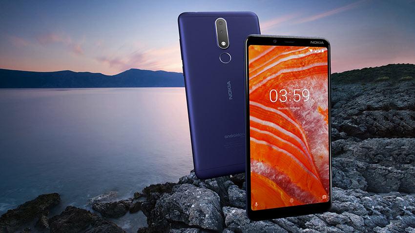 Android One Destekli Nokia 3.1 Plus