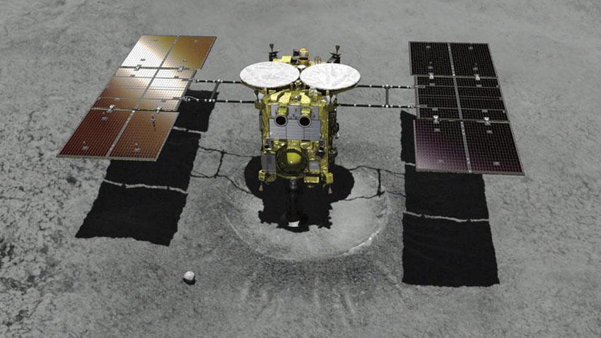 Asteroid Ryugu Gezginci Gözlem Aracı