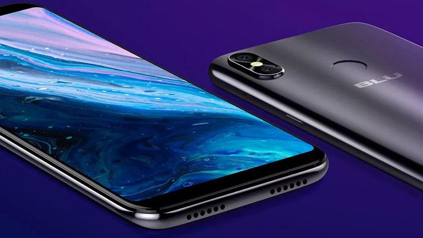 Blu Android Go Pie İle Gelen İlk Telefon 1