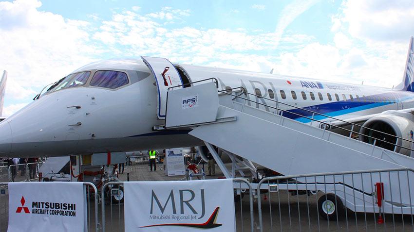 Bombardier Mitsubishi Havacılık Dava