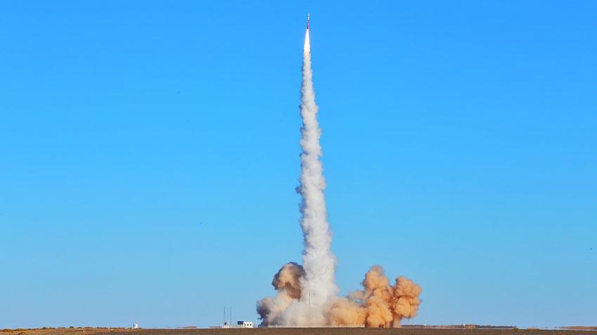 Çin Özel Uydu Fırlatma Girişimi Başarısızlık