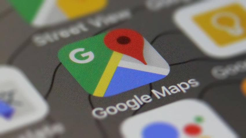 Google Maps Yeni iOS Güncellemesi