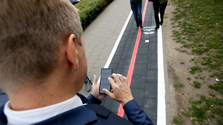 Litvanya Mobil Zombilere Özel Yol 1