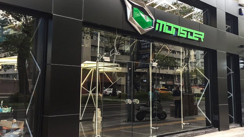 Monster Notebook Yeni Mağazası Ankara 1
