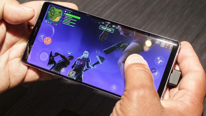 Samsung Fortnite Odaklı Yeni Reklamı